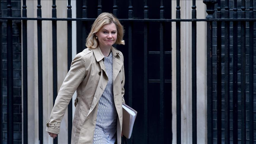 UK education secretary resigns amid cabinet reshuffle