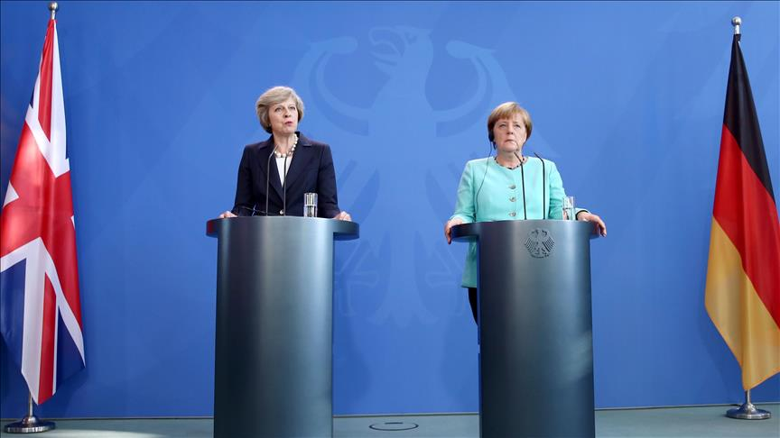 UK, Germany hope to maintain good ties post Brexit