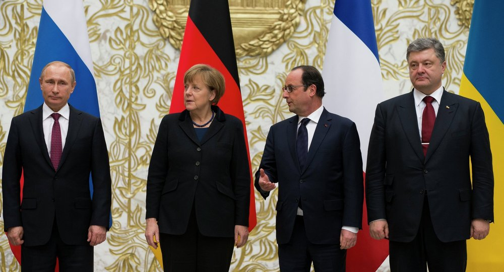 Ukraine: Normandy Quartet will meet in Berlin tomorrow