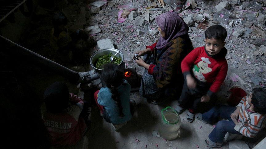 UN: 124 million people suffer severe hunger worldwide
