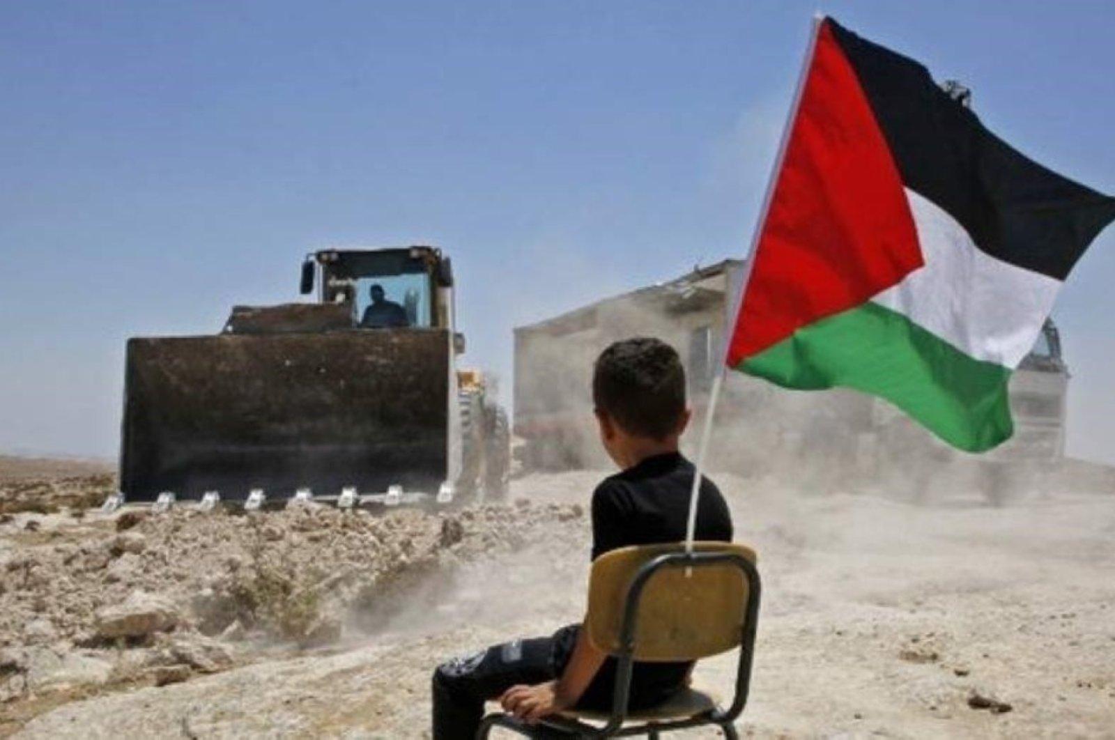UN: Israel displaced 146 Palestinians in two weeks