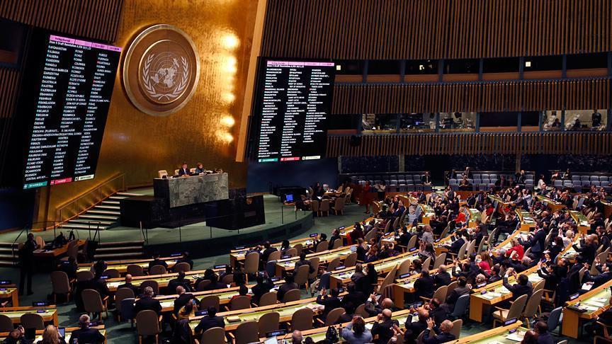 UN member states, NGOs slam Trump's aid threats