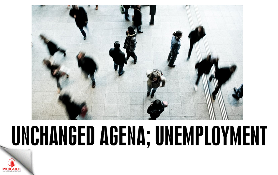 Unchanged agenda; Unemployment