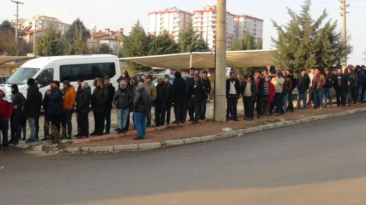 Unemployment lines extend in Turkey