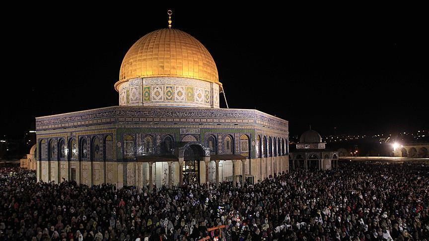 UNESCO formally adopts Al-Aqsa resolution