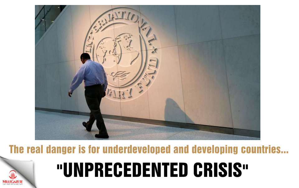 Unprecedented crisis!