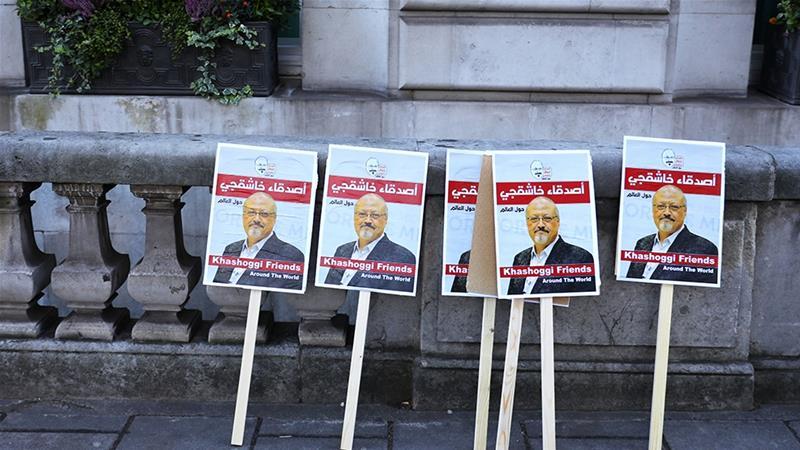 US bars entry to 16 Saudis over Khashoggi murder