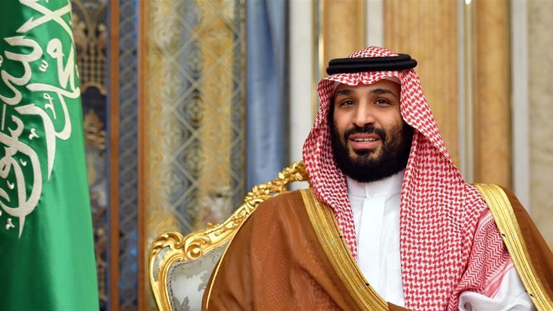 US court issues summons for Saudi Arabia's Mohammed bin Salman