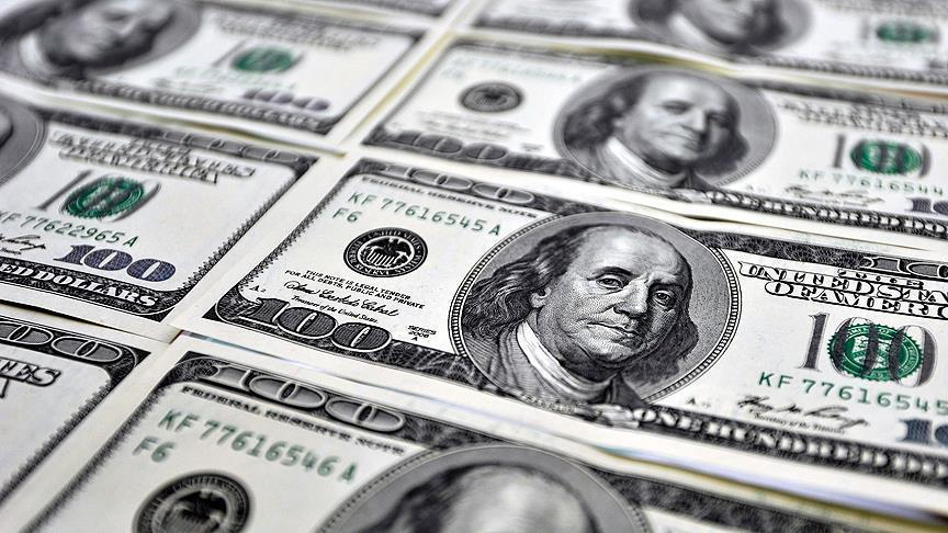 US dollar drops against Turkish lira