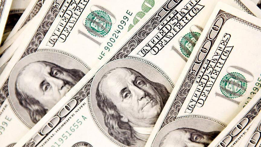 US dollar drops below 3.50 Turkish liras