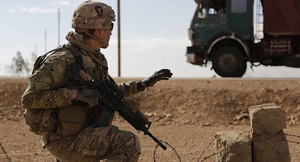 US establishes new military base in Iraq-Syria border