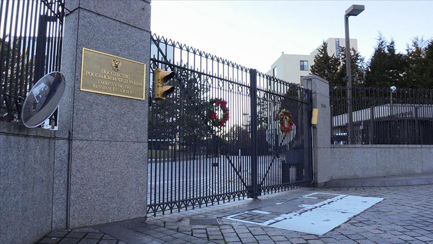 US expels 60 Russians, closes consulate for UK attack