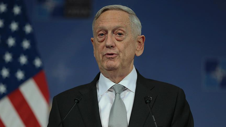 US is in talks with Turkey about Manbij: Mattis
