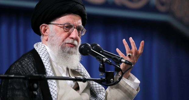 US puts new sanctions on Iranian supreme leader's inner circle