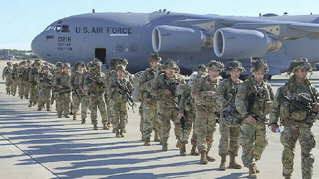 US to cut Iraq troops to about 2,000 in very short time, says Trump