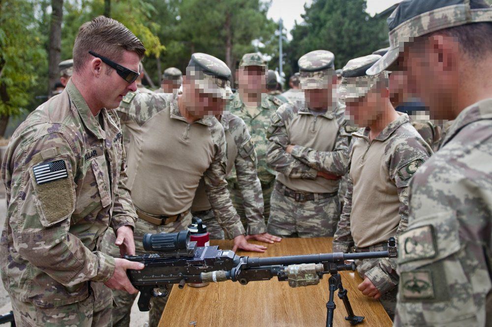 US, Turkish militaries take part in joint training in Turkey