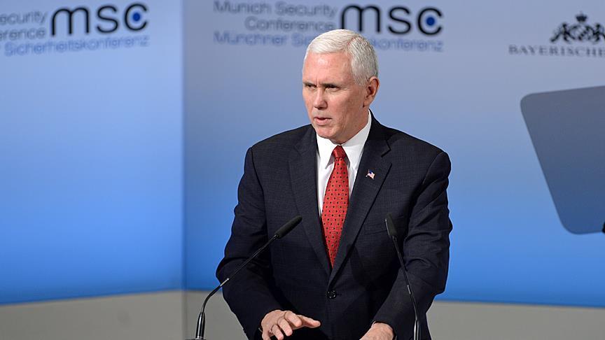 US vice president urges European allies to take more responsibility