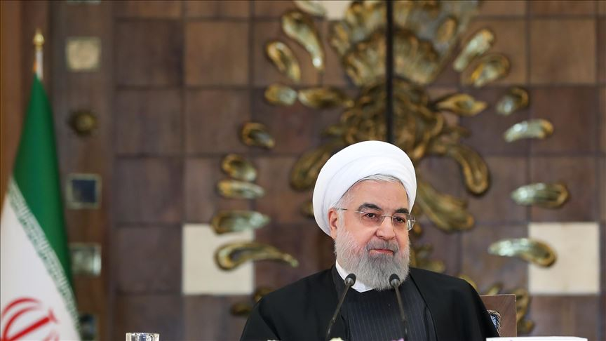 US will not pursue war with Iran: Rouhani