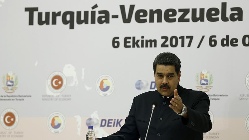 Venezuela invites Turkish investors