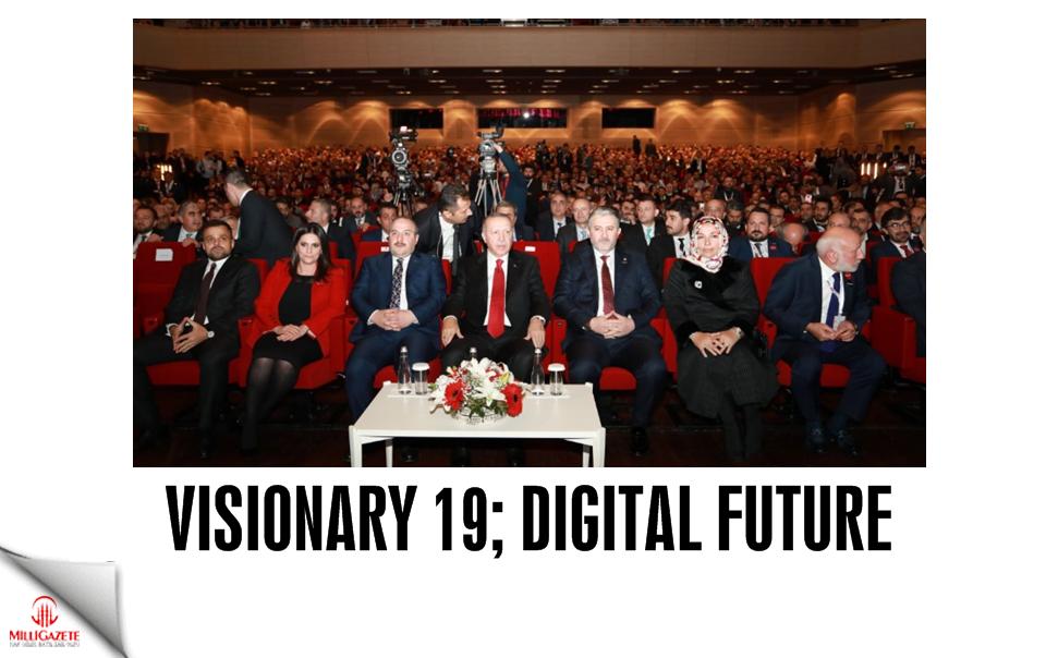 Visionary 19; Digital Future