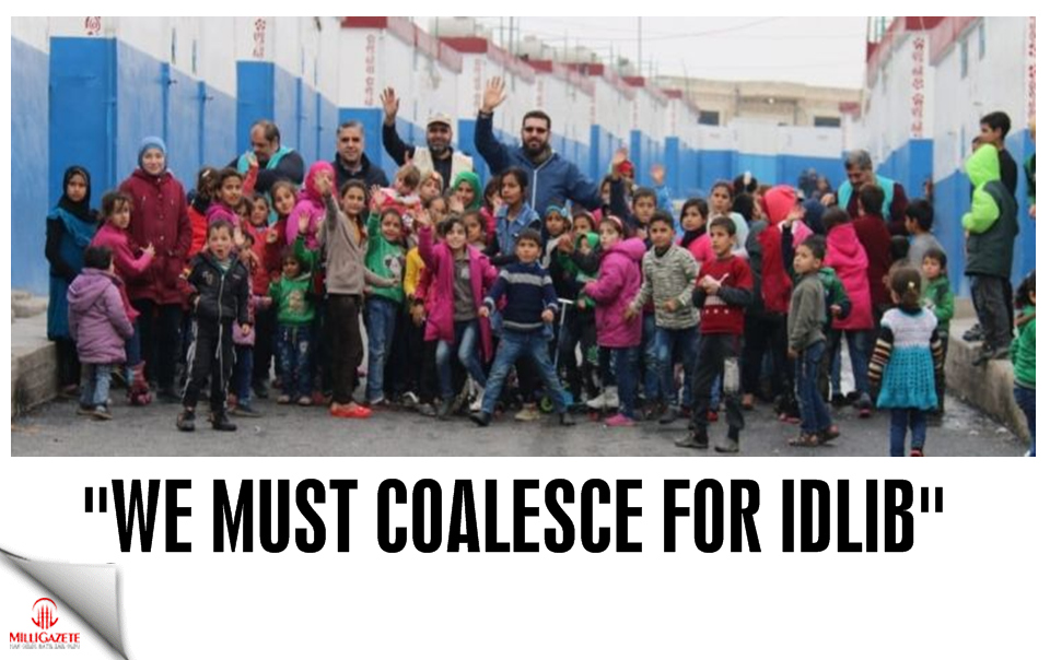 We must coalesce for Idlib