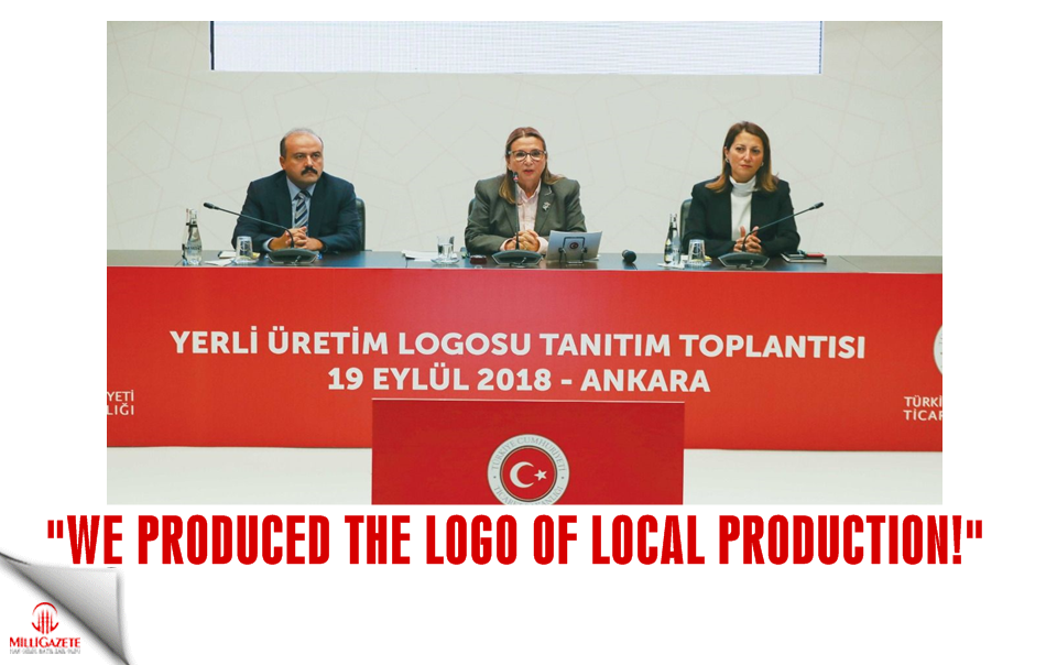 We produced the logo of local production!