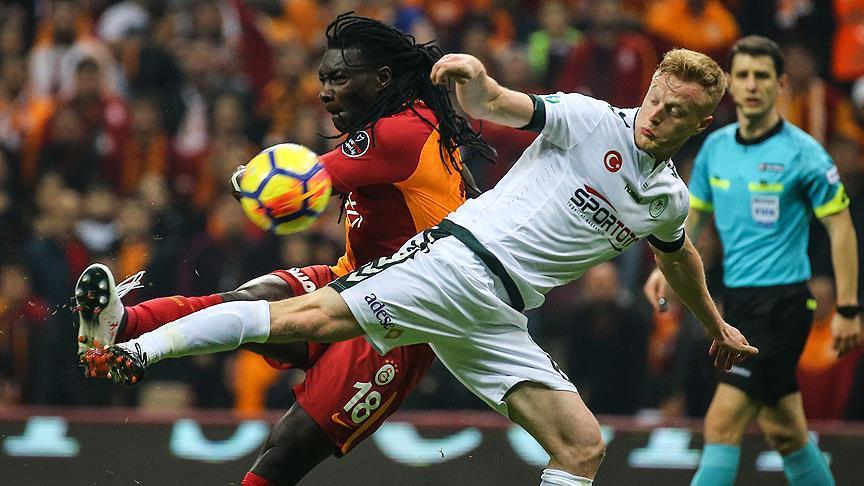 Weekend Turkish league matches see excitement