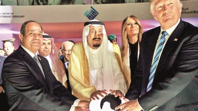 What happened in the Mideast after Trump's Saudi visit?