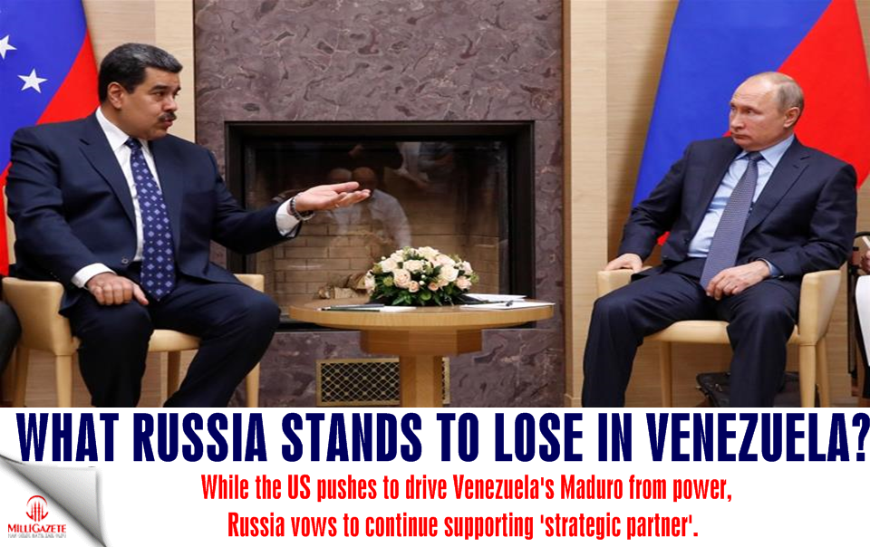 What Russia stands to lose in Venezuela?