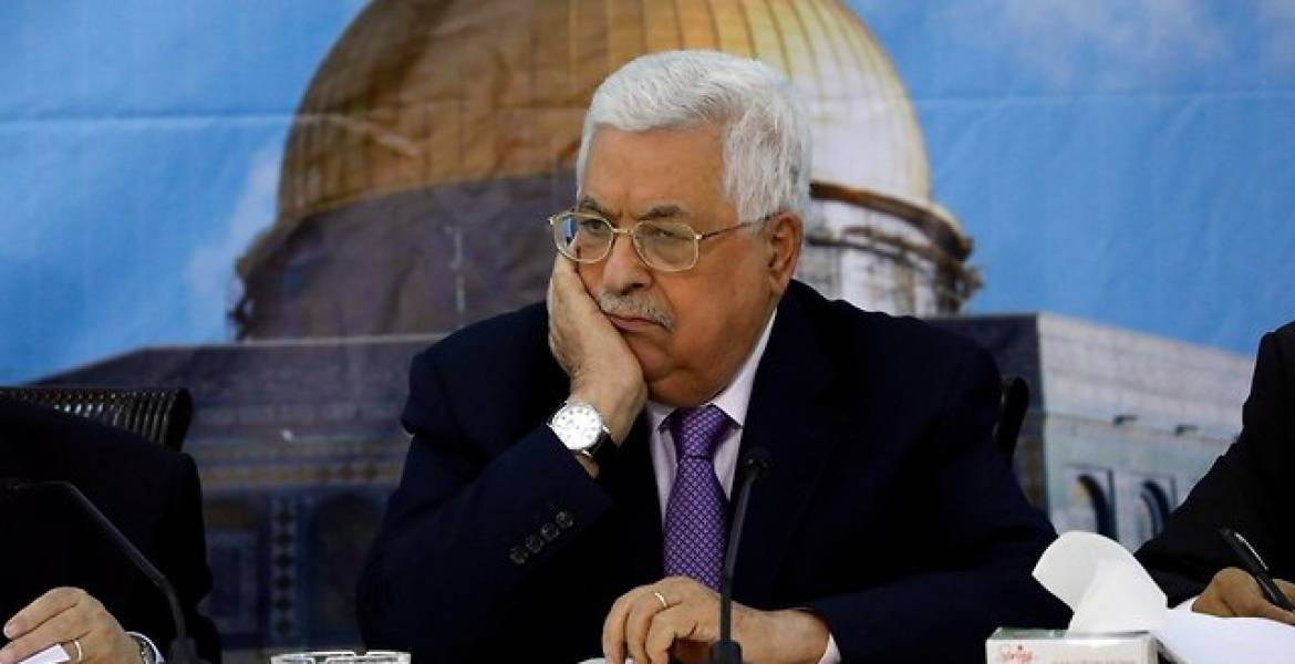 Who is betraying the Palestinians, Hamas or Abbas?