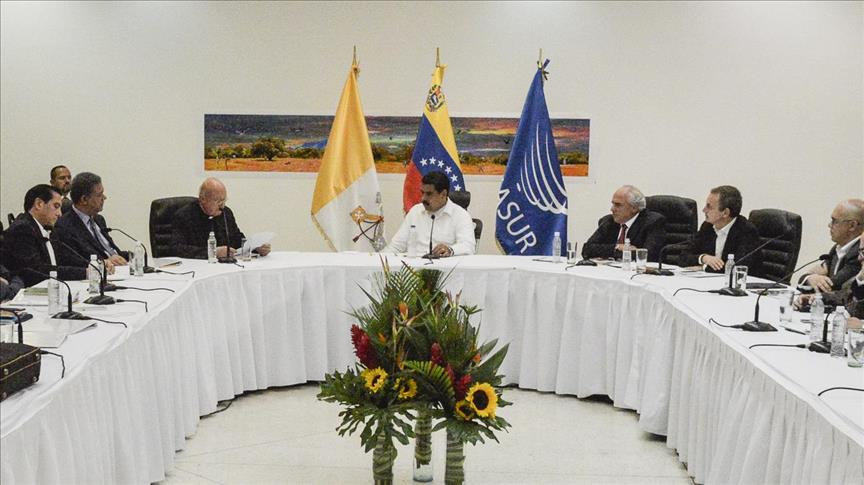 Worktables to move Venezuela national dialogue
