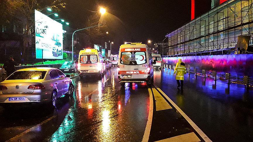 World condemns Istanbul attack