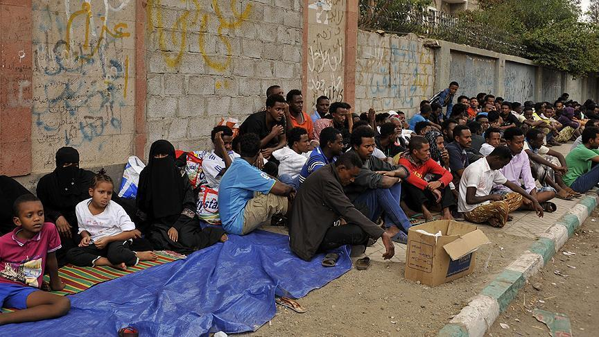 Yemen to free 800 African undocumented migrants