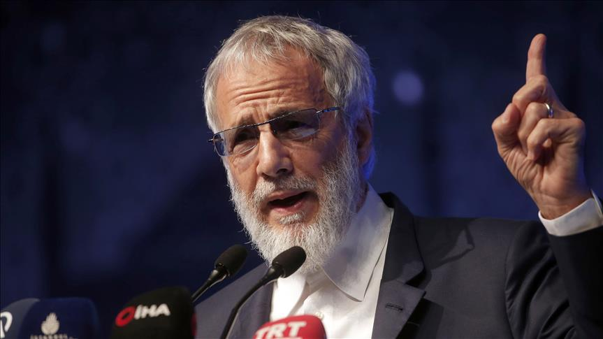 Yusuf Islam Calls on Muslim World to Develop its Own Identity