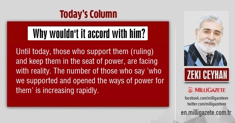 """Zeki Ceyhan: """"Why wouldnt it accord with him?"""