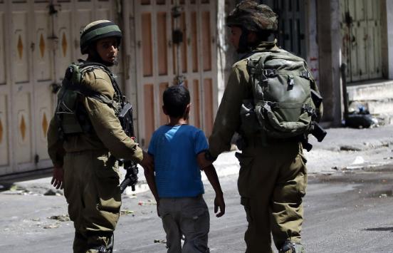 Zionist regime fined Palestinian children $102,000 in 2020