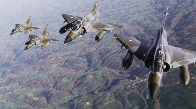 Zionists hit 202 targets in Syria
